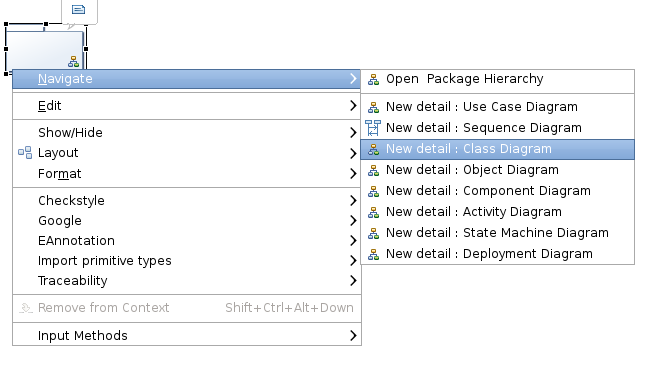 Getting started you can also open the package hierarchy diagram and starts from here ccuart Images